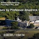 Aerial photo of the site of Great Zimbabwe