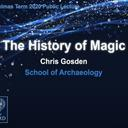 history of magic first slide from presentation