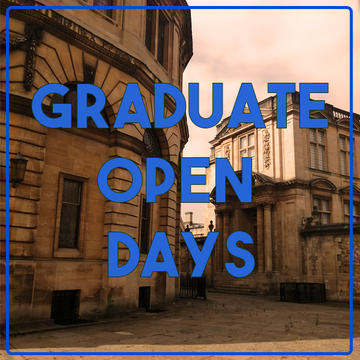 grad open day button