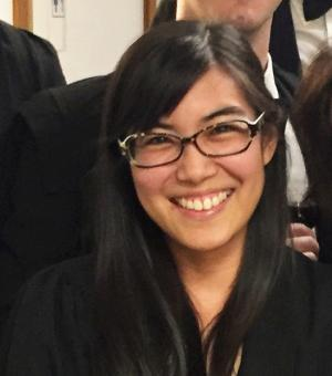 Dr Courtney Nimura
